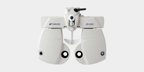 TOPCON CV5000