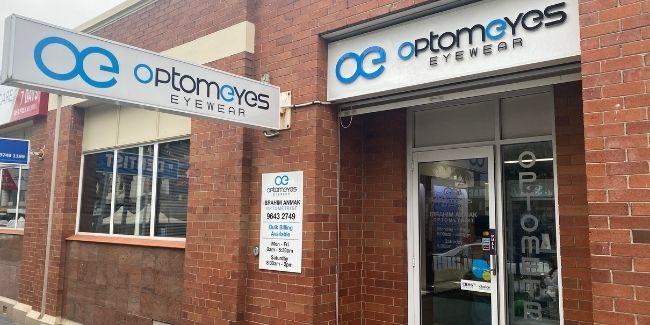 optomeyes eyewear practice